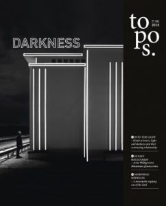 Topos102 When lights go down in a mining town